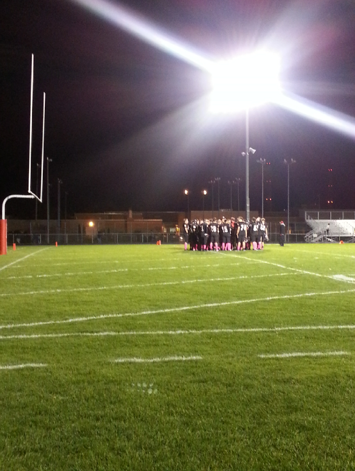 Friday Night Lights Last Game